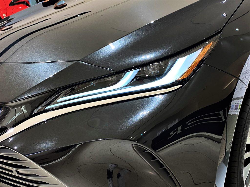 新型ハリアーの実車を見てきました!80系ハリアー カスタム妄想も膨らみますね。 | 中川店 | 店舗ブログ | タイヤ&ホイールの専門店「クラフト」